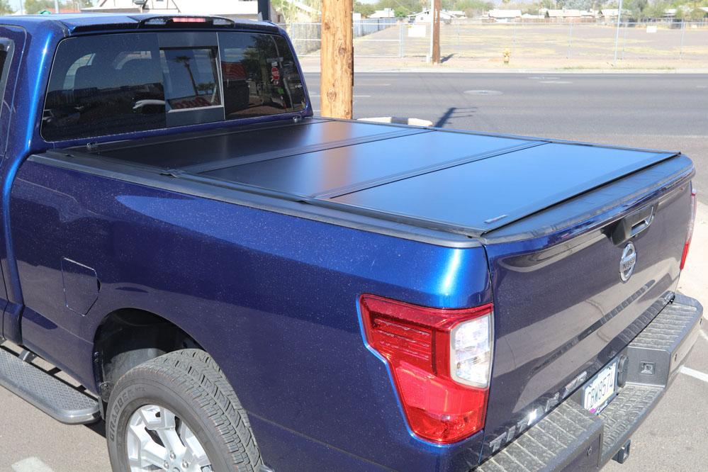 Soft Tonneau Cover >> Nissan Titan UnderCover Ultra Flex Tonneau Cover - Truck ...