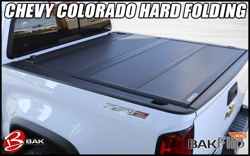 chevy colorado bakflip mx4 tonneau cover