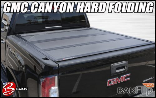 gmc canyon bakflip mx4 tonneau cover