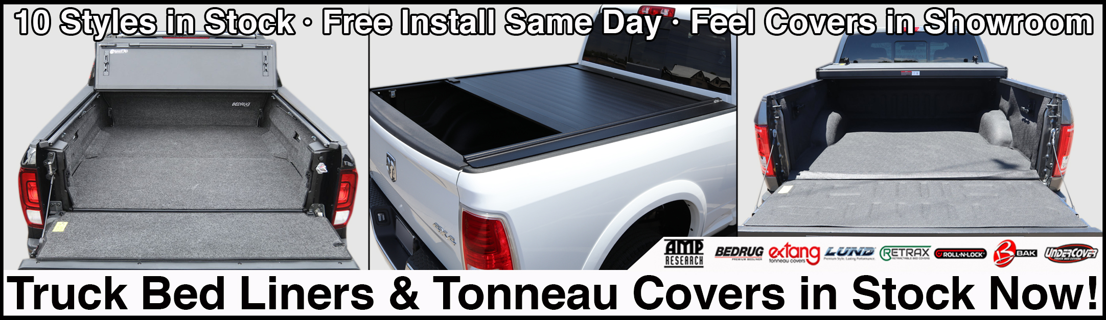 truck bed liners in az