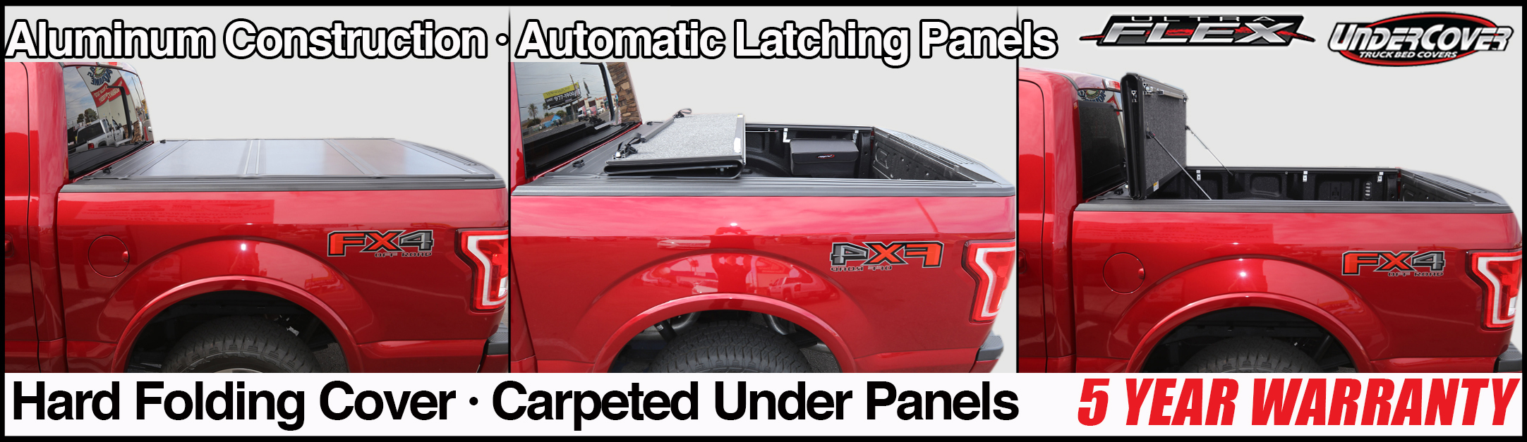ultra flex undercover tonneau covers
