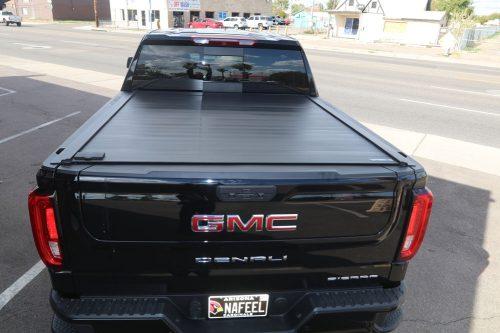 2019 GMC Denali RetraxPRO MX Truck Bed Covers