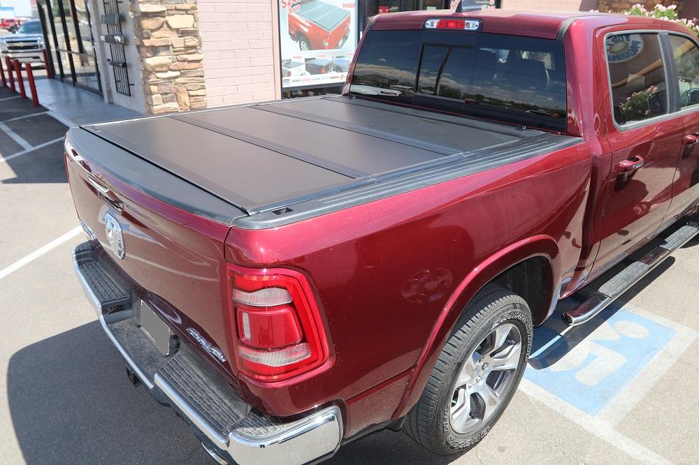 2019 Ram Ultra Flex Truck Bed Cover