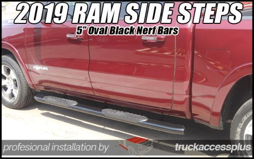 2019 ram running boards