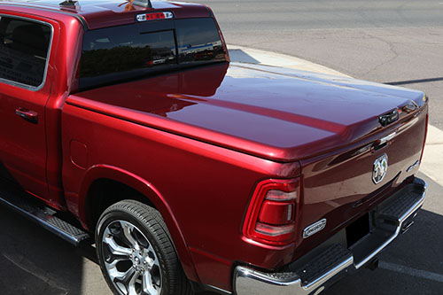 hard truck bed covers in arizona
