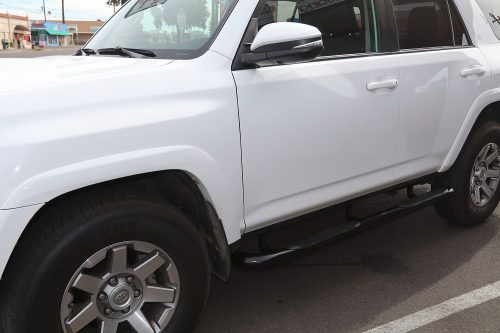 TOYOTA 4RUNNER 3 INCH BLACK NERF BARS