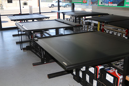 truck bed covers store arizona