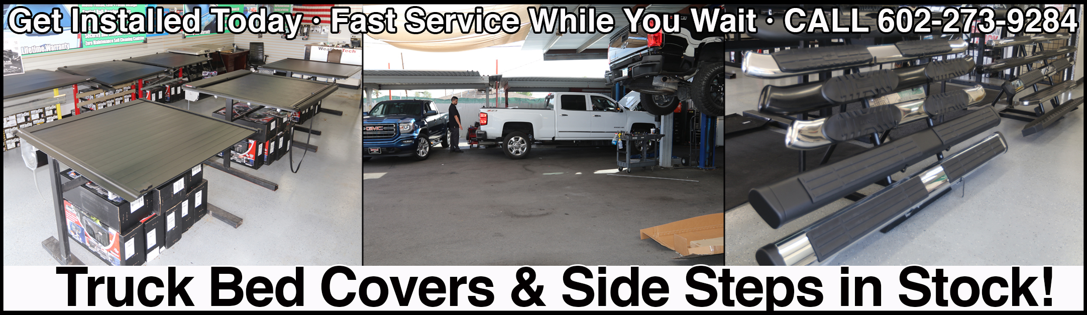 truck bed covers in phoenix arizona