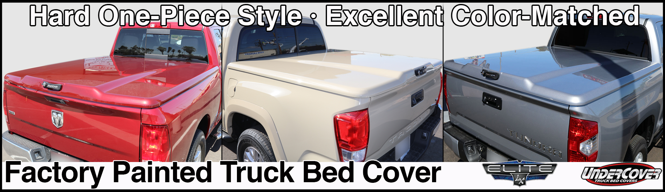 undercover elite lx painted truck bed covers