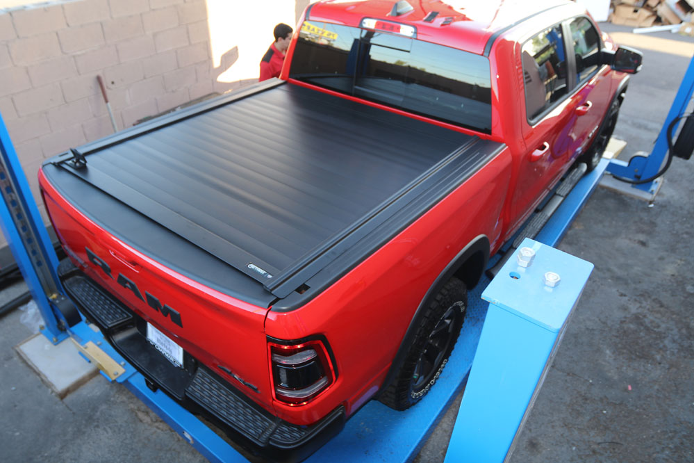 2019 2020 Ram 1500 Retraxpro Mx 5 7 Bed Tonneau Cover 80243 Truck Access Plus