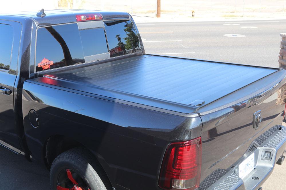 2002 2008 Ram 1500 8 Bed Retractable Tonneau Cover Retraxpro Mx
