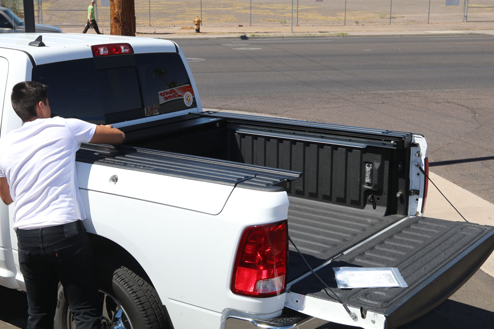 Rambox Tonneau Cover >> 2009-2018 Ram 1500 Ram Box 6.4 RetraxPRO MX 60235 - Truck Access Plus
