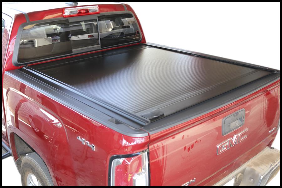 2015-2019 Chevy Colorado & GMC Canyon 6' Bed Retractable Tonneau Cover RetraxPRO MX 60453 ...