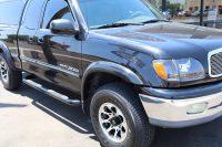 2000-2006 Toyota Tundra 3 Inch Black Nerf Bars