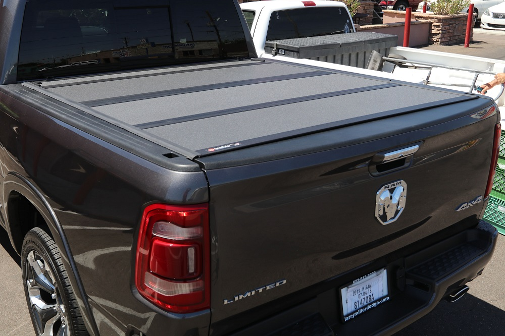 Bakflip Mx4 448227 2019 Ram 5 7 Bed Truck Bed Cover