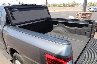 BAKFLIP MX4 NISSAN TITAN Truck Bed Tonneau Cover