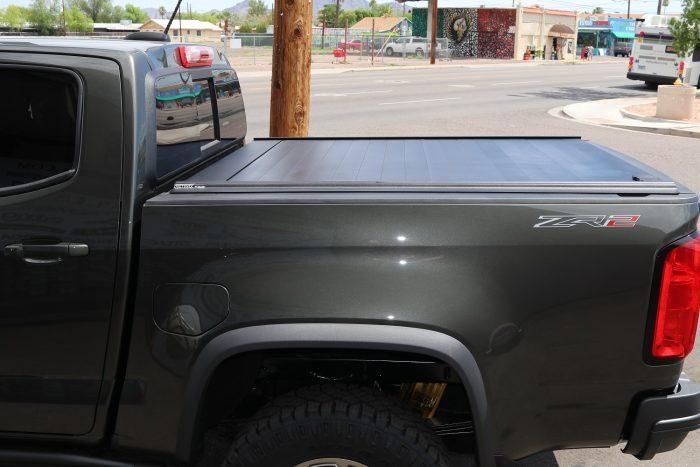 CHEVY COLORADO RETRAXPRO MX Truck Bed Cover