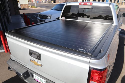 Chevy Silverado RetraxPRO MX Retractable Truck Bed Cover