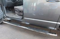 DODGE RAM QUAD CAB 4 INCH OVAL NERF BARS