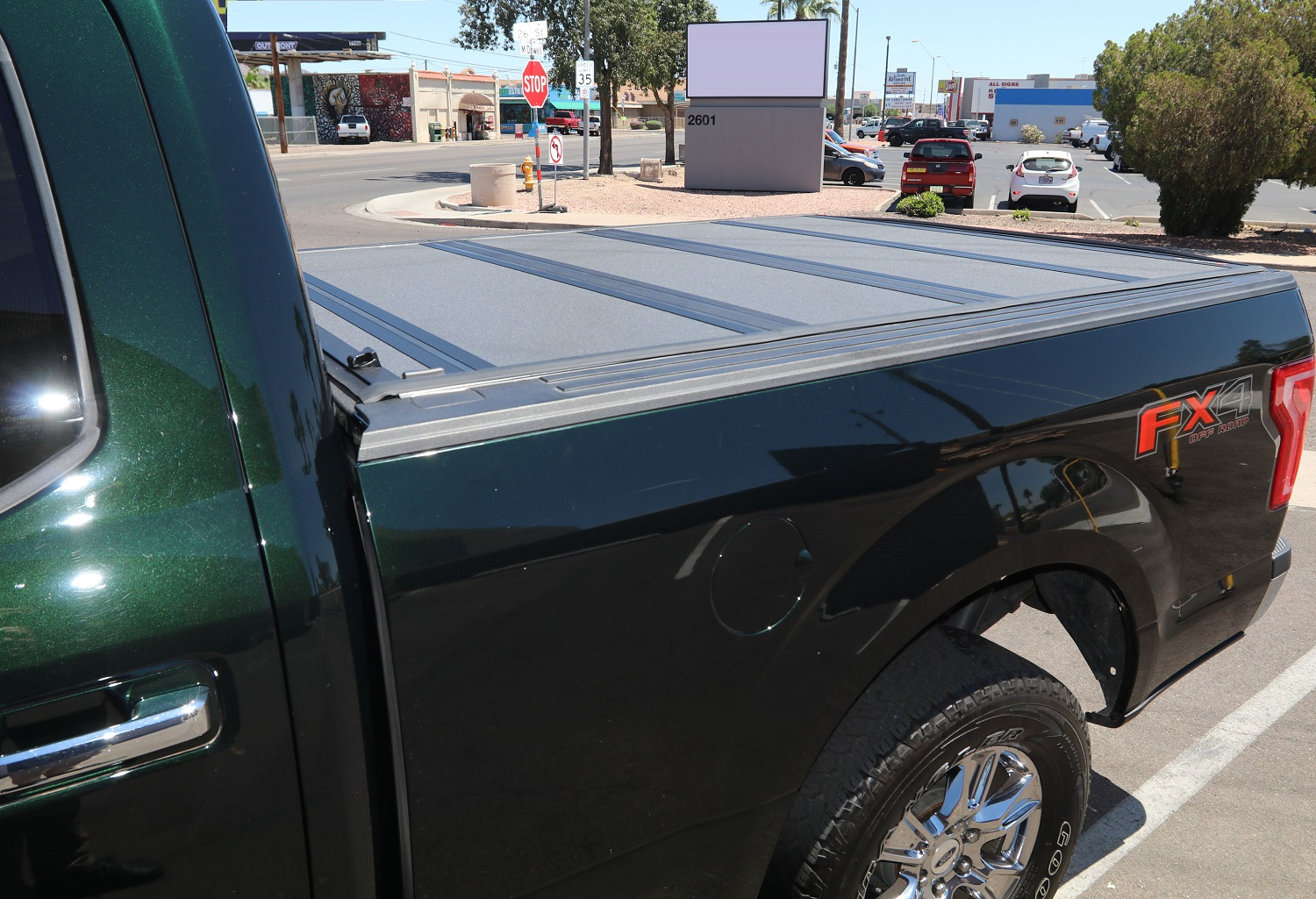 FORD F150 BAKFLIP MX4 448327 Truck Bed Cover