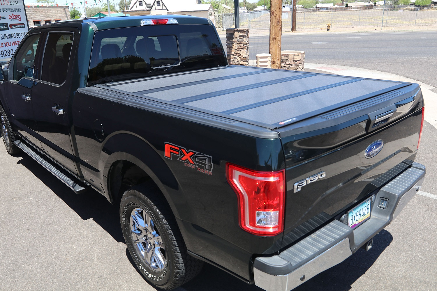 FORD F150 BAKFLIP MX4 6.5 BED