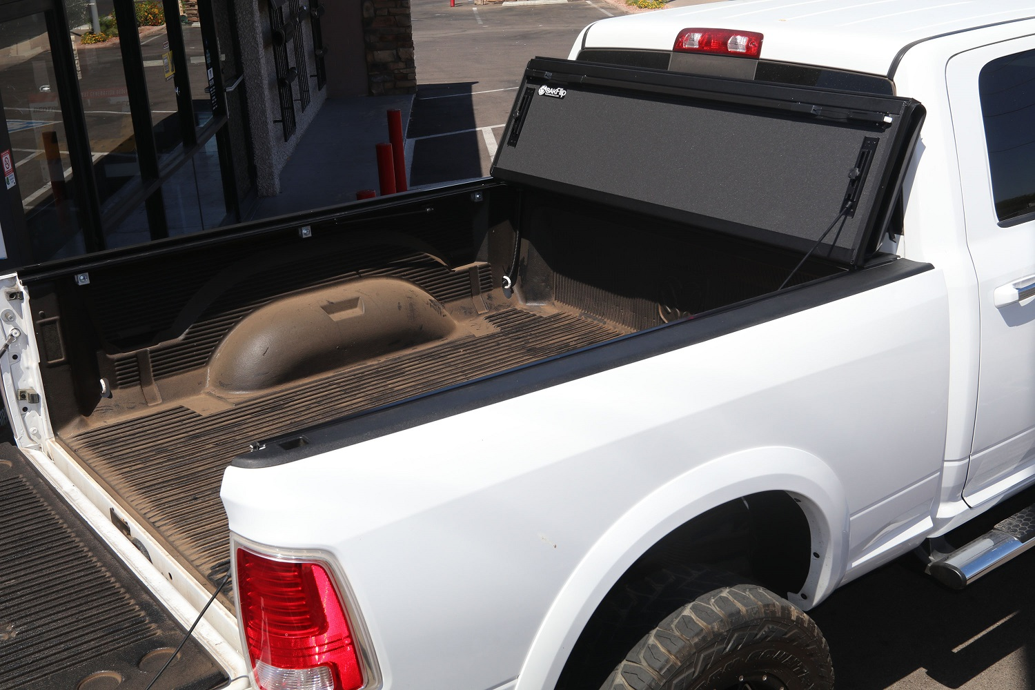 RAM 2500 BAKFlip MX4 Truck Bed Cover