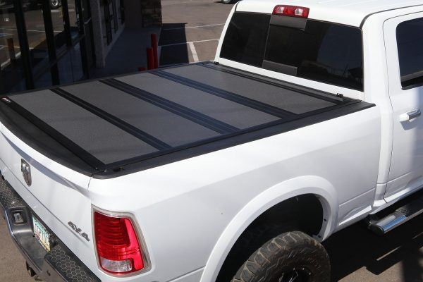 RAM BAKFLIP MX4 Dodge 2500 Hard Tonneau Cover