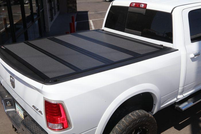 RAM BAKFLIP MX4 Dodge 2500 Hard Tonneau Cover