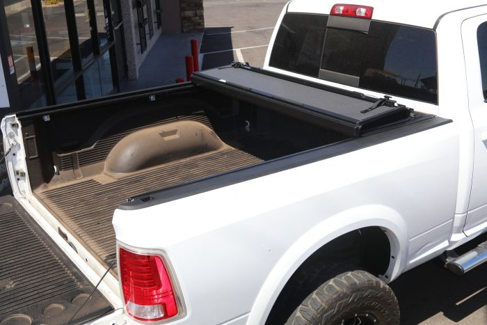 RAM BAKFLIP MX4 Hard Folding Truck Bed Cover