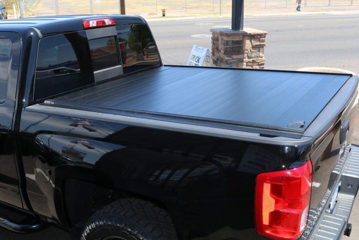 RETRAXPRO MX CHEVY SILVERADO Retractable Truck Bed Cover