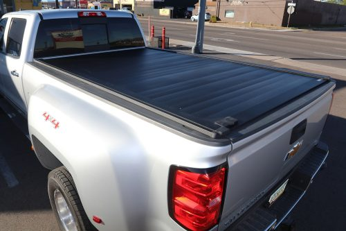RETRAXPRO XR LONG BED GM TRUCK BED COVER