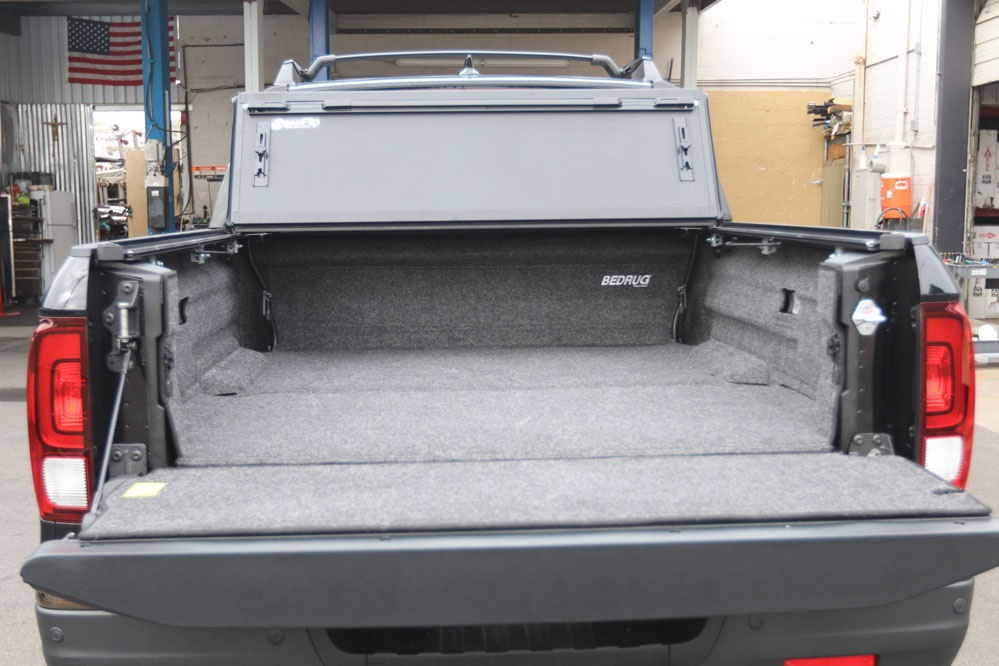 Folding Truck Bed Covers >> Honda Ridgeline Truck Bed Covers - Truck Access Plus
