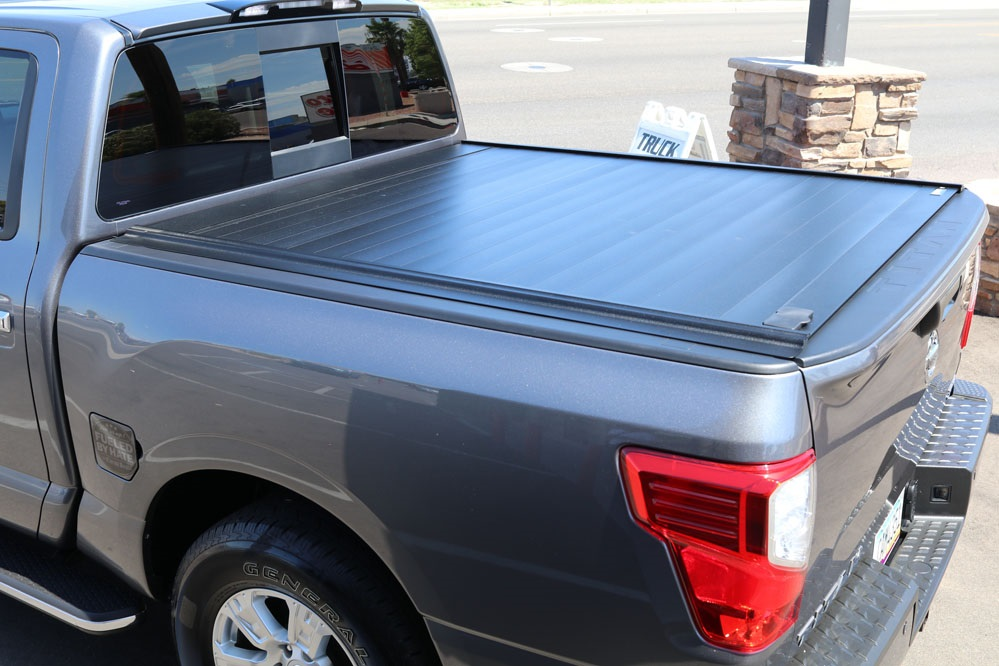 TITAN RETRAXPRO MX Retractable Tonneau Covers