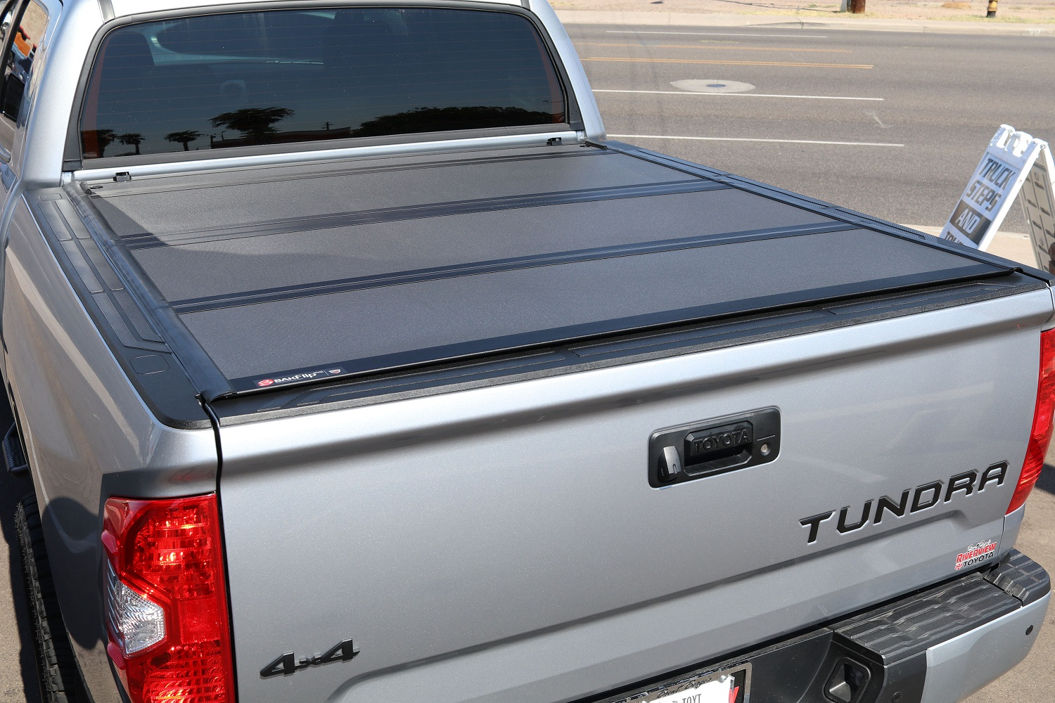 Bakflip Mx4 448409 2007 2019 Toyota Tundra 5 5 Bed Truck Bed Cover