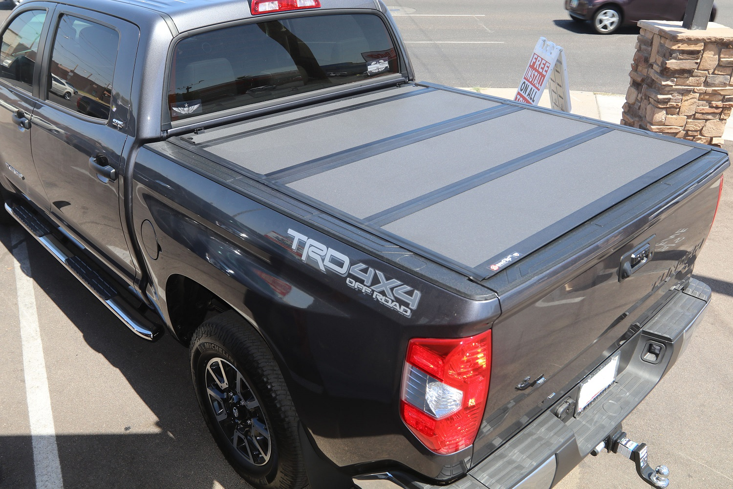 Bakflip Mx4 448410t 2007 2019 Toyota Tundra 6 5 Bed Truck Bed Cover