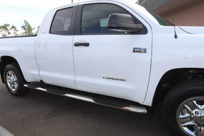 Toyota Tundra Double Cab Sidebars Wheel To Wheel