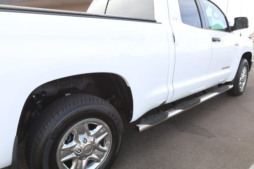 Toyota Tundra Double Cab Step Boards 5 Inch oval