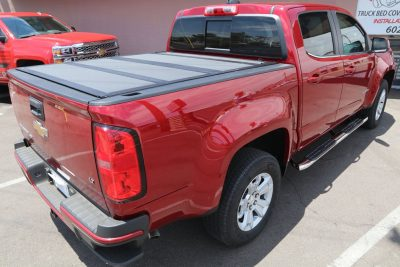 chevy colorado bakflip mx4 truck bed covers