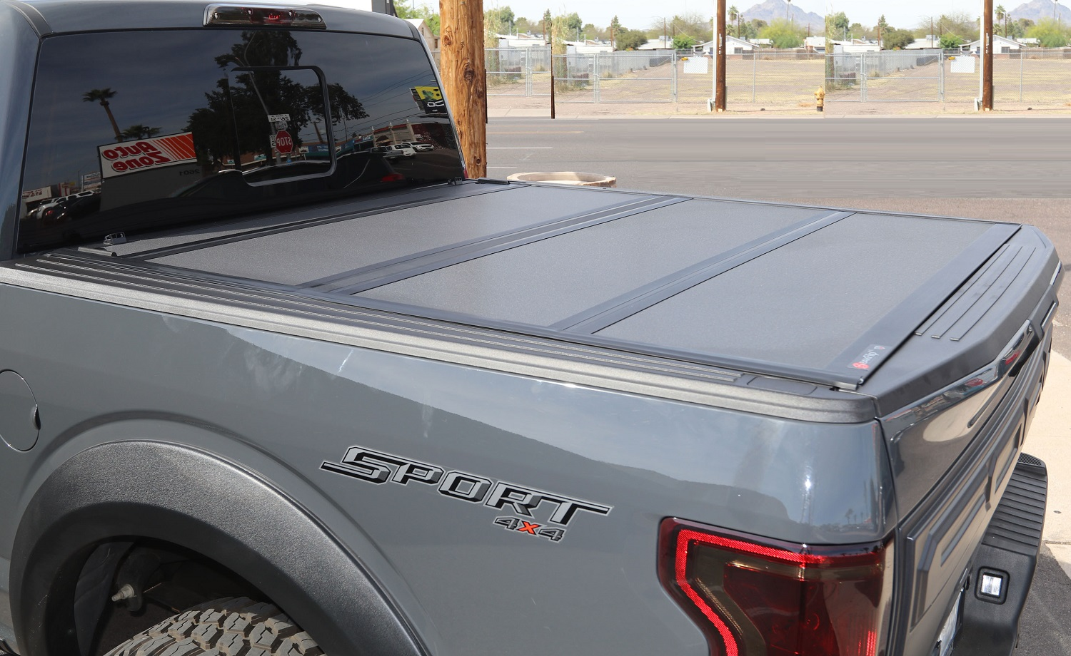 ford f150 bakflip mx4 short bed tonneau cover