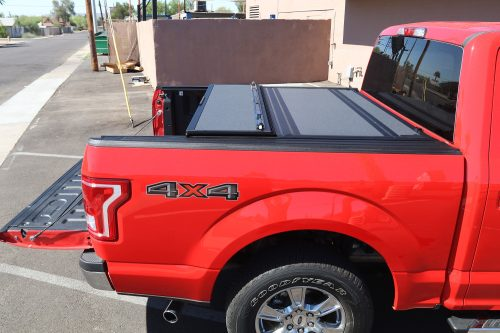 ford f150 bakflip mx4 truck bed tonneau cover