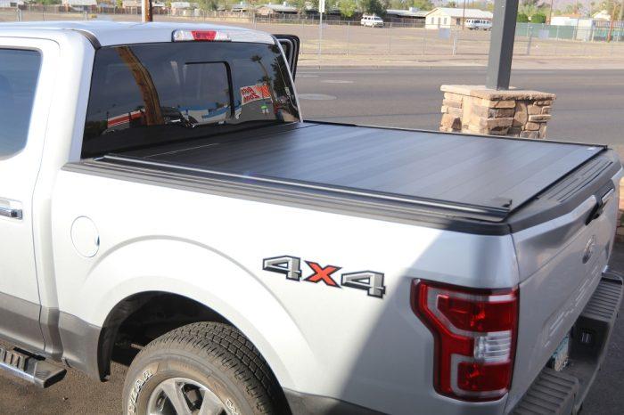 ford f150 retractable truck bed cover retraxpro mx