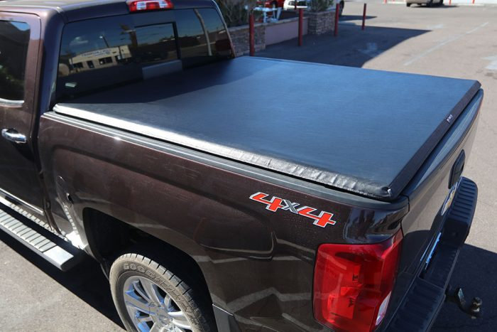 truxedo roll up chevy silverado tonneau cover
