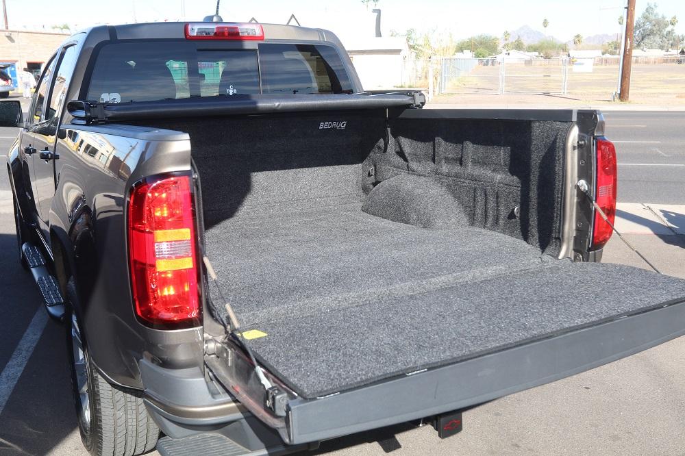 BedRug Truck Bed Liner Chevy Colorado
