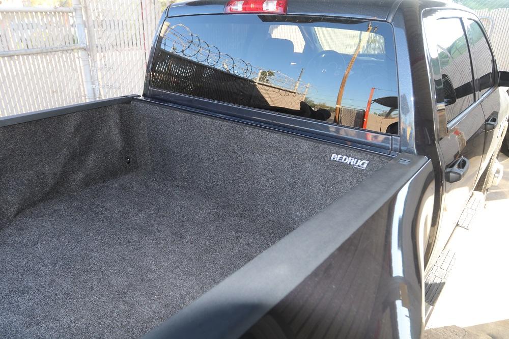 BedRug Truck Bed Protection