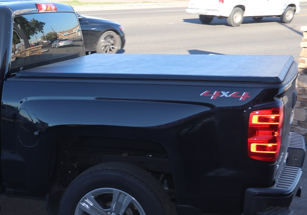 Chevy Silverado Roll Up Truxedo Truxport Cover