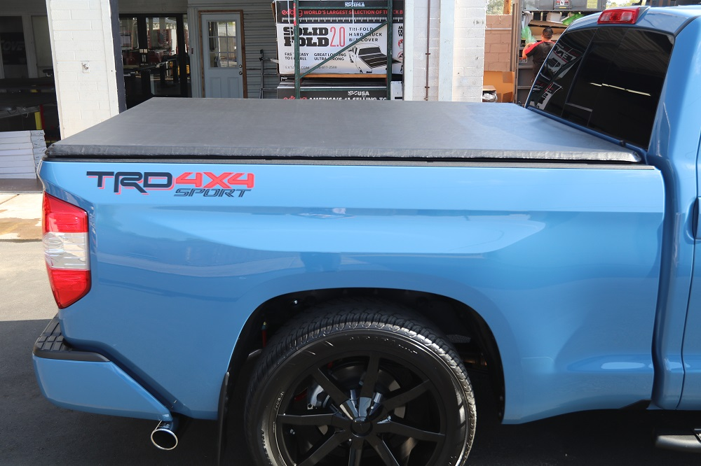 Tundra Truxedo Truxport Roll Up Tonneau Cover