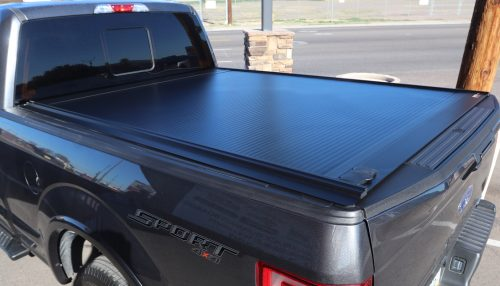 f150 retrax rack retractable covers