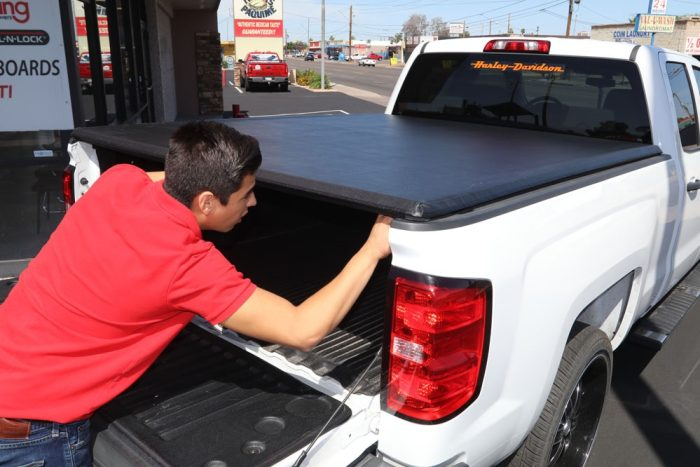 truxedo truxport chevy silverado roll up cover