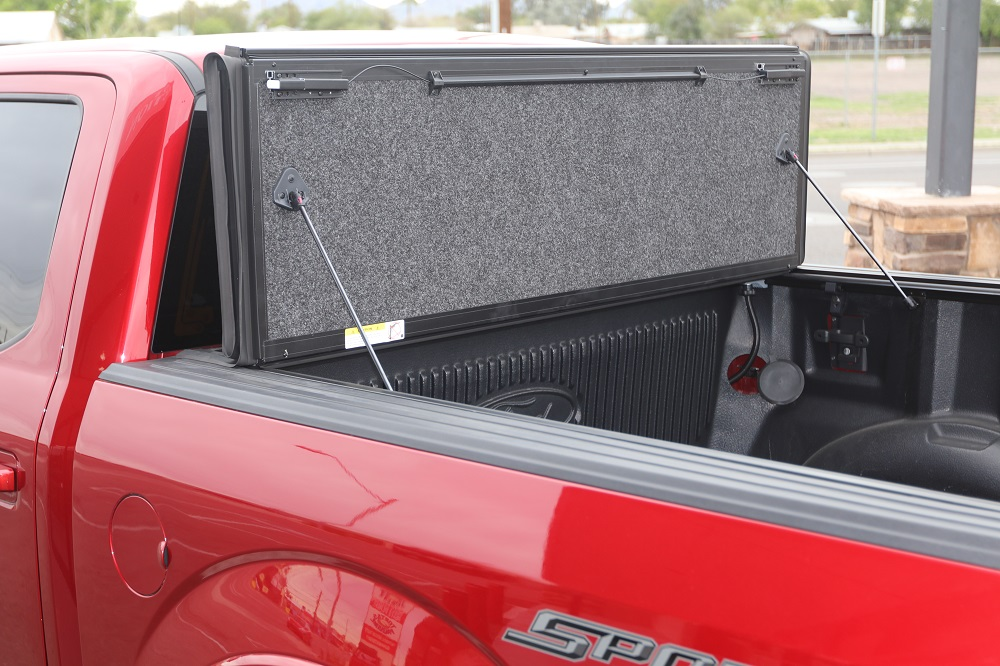Ultra Flex Tonneau Undercover Truck Access Plus