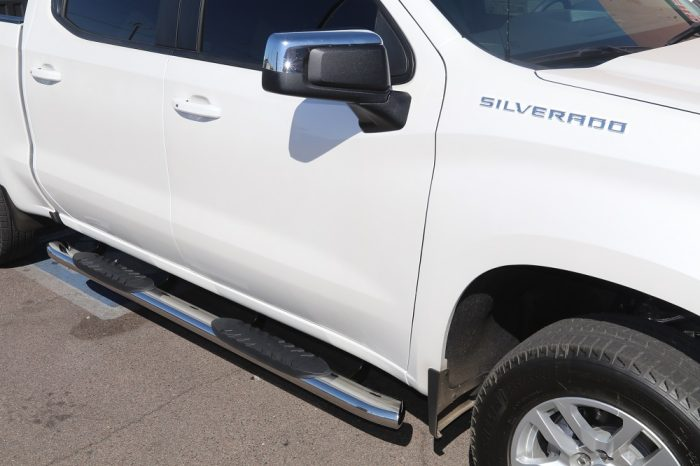 2019 Chevy Silverado 5 Inch Sidebars